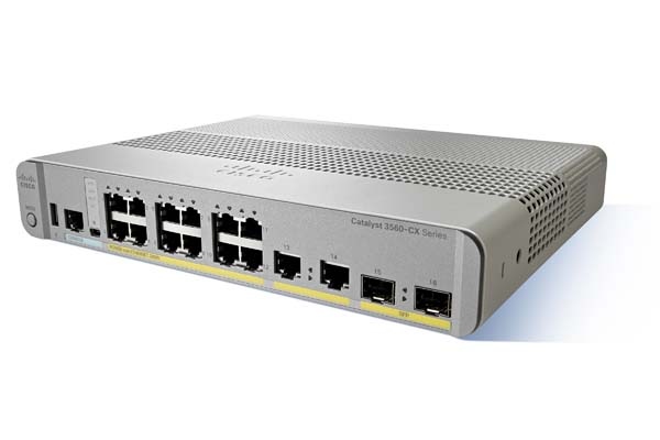 Cisco 3560-CX Switches