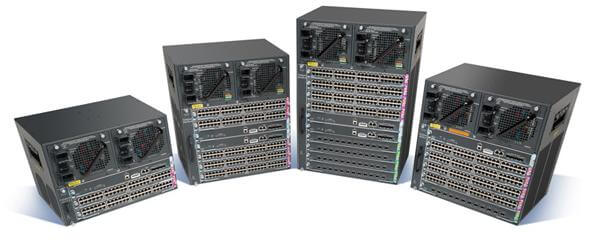 Cisco Catalyst 4500E Series Switches