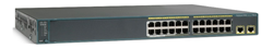 Cisco Catalyst 2960X 24 w/2 SFP