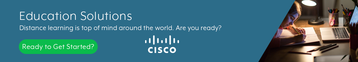 Cisco Education solutions