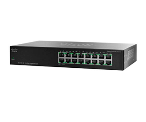 Cisco SF110-16 16-Port Ethernet Switch