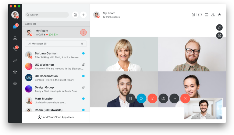 Webex Messaging Hero