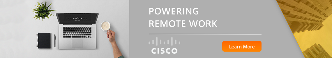 Cisco wfh solutions